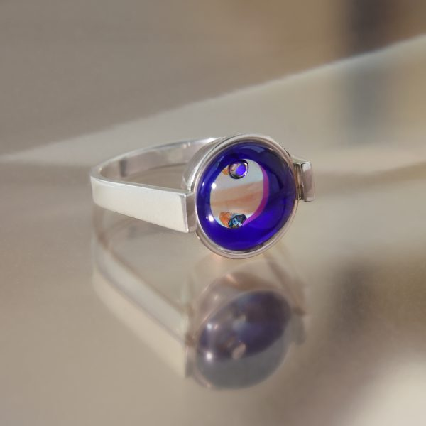 Ibolya gyűrűje