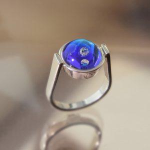 Kék Hajnalka gyűrűje