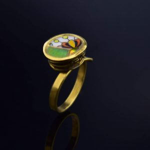 Tündi-Bündi gyűrűje