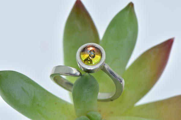 Az Én Hercegnőmnek! - Eljegyzési gyűrű