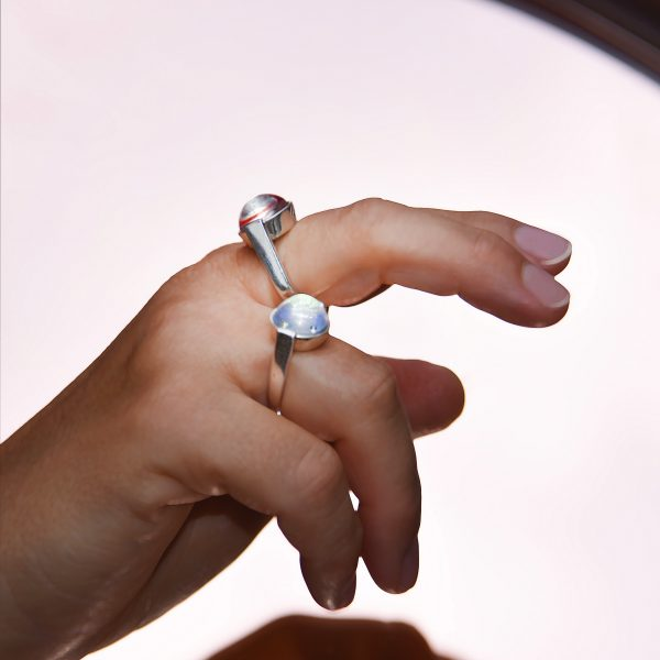 Az égiek kékje gyűrűje