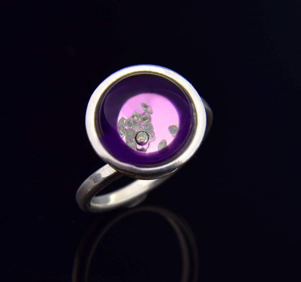 Lila Rosa gyűrűje