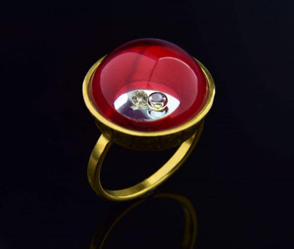 Piros erő gyűrűje