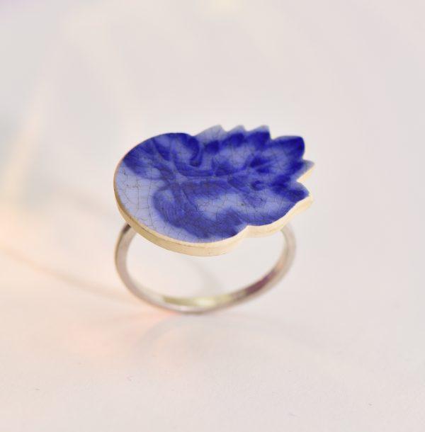 A kacsó levele gyűrűje