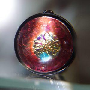 A jövő legendája rózsa gyűrű