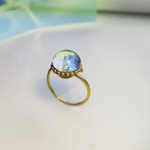 Scipio álma , állítható méretű gyűrű
